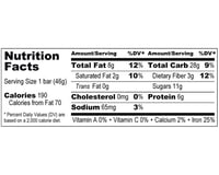 Image 4 for Probar Bite (Peanut Butter Choc Chip) (12 1.62oz Packets)