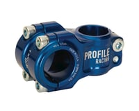 Profile Racing Nova 31.8mm Stem (Blue)