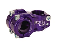 Profile Racing Nova 31.8mm Stem (Purple)