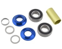 Profile Racing Mid Bottom Bracket Kit (Blue)
