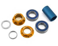 Profile Racing Column Mid Bottom Bracket Kit (Gold)