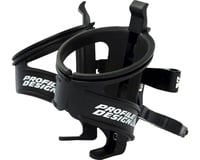 Profile Design Aqua Rack ii Dual Water Bottle Cage (Black) (Seatpost Mount)