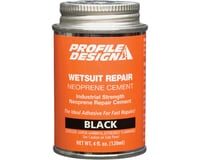 Profile Design Wetsuit Neoprene Repair Cement (4oz)