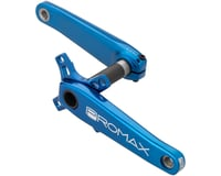 Promax HF-2 Hollow Hot Forged 2 Piece Crank 24 x 175mm Blue