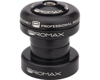 "Promax PI-1 Press-in 1"" Headset (Black) (Alloy Sealed Bearing)"
