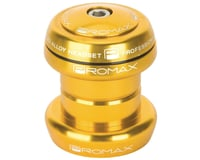 "Promax PI-1 Press-in 1-1/8"" Headset (Gold) (Alloy Sealed Bearing) (1-1/8"")"