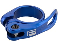 Promax QR-1 Quick Release Seat Clamp 34.9mm Blue