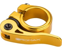 Promax QR-1 Quick Release Seat Clamp 25.4mm Gold