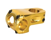 Promax Banger 53mm Front Load Stem +/- 0 degree for 31.8mm Bars Gold