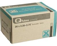 """Q-Tubes Extreme 26"""" x 2.35 - 2.75"""" Schrader Valve Tube"""