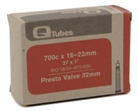 Image 2 for Q-Tubes 700c Tube (Removable Core Presta) (32mm Stem) (700 x 18-23)
