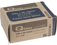 Q-Tubes Superlight 700c x 35-43mm 60mm Presta Valve Tube | alsopurchased