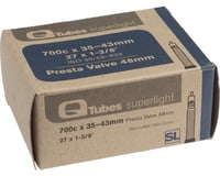 Q-Tubes Superlight 700c x 35-43mm 48mm Presta Valve Tube