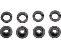 Race Face Chainring Bolt/Nut Pack (Aluminum) (Torx) (Single/Double Ring Set)