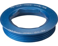 Race Face CINCH Puller Cap w/ Washer (Blue) (18mm) (XC/AM) | relatedproducts