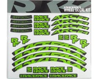 Race Face Decal Kit for Arc 24 Rims & Aeffect SL 24 Wheels (Green)