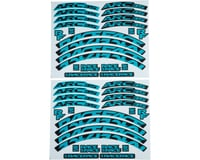 Race Face Decal Kit for Arc 35 Rims (Teal)