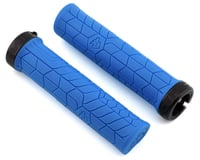 Race Face Getta Grips (Lock-On) (Blue/Black) (30mm) | relatedproducts