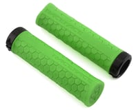 Race Face Getta Grips (Lock-On) (Green/Black) (33mm) | relatedproducts