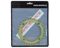 Image 2 for Race Face Narrow-Wide Chainring (Green) (104mm BCD) (32T)