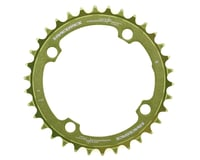 Image 1 for Race Face Narrow-Wide Chainring (Green) (104mm BCD) (34T)