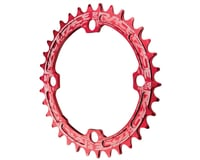 Race Face Narrow-Wide Chainring (Red) (104mm BCD) (36T) | alsopurchased
