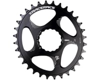 Image 1 for Race Face Narrow Wide Oval Direct Mount Cinch Chainring (Black) (32T)