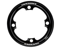 Race Face Light Bash Guard (Black) (104mm BCD)
