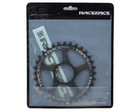 Image 2 for Race Face Direct Mount Cinch Narrow-Wide Chain Ring (Black)