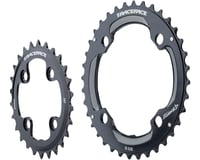 Image 1 for Race Face Turbine 11 Speed Chainring Set (Black) (64mm x 104mm BCD) (28/38T)