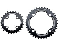 Image 2 for Race Face Turbine 11 Speed Chainring Set (Black) (64mm x 104mm BCD) (28/38T)