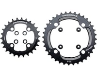 Image 3 for Race Face Turbine 11 Speed Chainring Set (Black) (64mm x 104mm BCD) (28/38T)