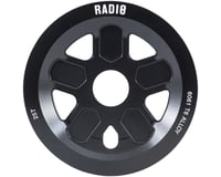 Radio 47 Leon Hoppe Signature Guard Sprocket 25T 24mm/22mm/19mm Black