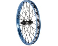 Rant Party On V2 Front Wheel (Blue)