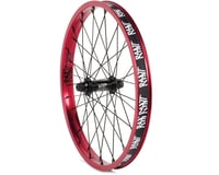 Rant Party On V2 Front Wheel (Red)