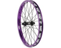 Rant Party On V2 Front Wheel (90s Purple)