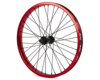 """Image 1 for Rant Party On V2 Front Wheel (Red) (20 x 1.75"""")"""