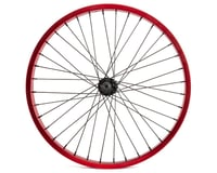 """Image 2 for Rant Party On V2 Front Wheel (Red) (20 x 1.75"""")"""