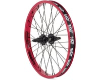 Rant Party On V2 Cassette Wheel (Red) (Left Hand Drive)