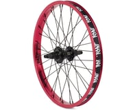 Rant Moonwalker 2 Freecoaster Wheel (Red) (Left Hand Drive)