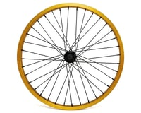 "Image 2 for Rant Party On V2 Front Wheel (Matte Gold) (20 x 1.75"")"