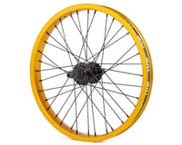 "Rant Party On V2 18"" Cassette Rear Wheel (Matte Gold)"