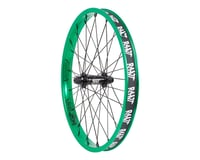Rant Party On V2 Front Wheel (Real Teal)