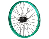 Rant Moonwalker 2 Freecoaster Wheel (Real Teal) (Left Hand Drive)
