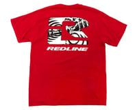 Image 2 for Redline X Ferg Short Sleeve T-Shirt (Red) (M)