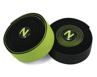 Red Monkey Z-Attack Dual Color Handlebar Tape (Black & Green)