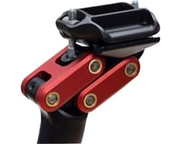 Image 4 for Redshift Sports Aluminum Dual-Position Seatpost (Black/Red) (27.2x350)