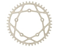RENNEN BMX Pentacle Chainring (Silver)