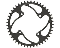 RENNEN BMX Threaded 4-Bolt Chainring (Black)