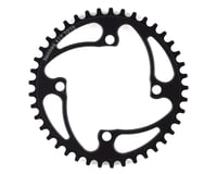 Image 1 for RENNEN 4-Bolt Chainring Non-Threaded (Black) (41T)